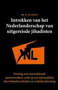 Intrekken van het Nederlanderschap van uitgereisde jihadisten